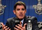 """""""Flyers"""" galvenais treneris: Pa pretinieku vārtiem jāmet vairāk"""