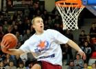 Swedbank LJBL Talantu nedēļas pēdējā diena - basketbola svētki 49.vidusskolā