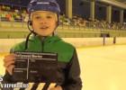 """Video: VINDA TV  ielūkojas """"Ledus gladiatoru"""" aizkulisēs"""