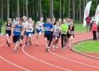 Valmieras Bērnu sporta skolā notiek jauno audzēkņu uzņemšana
