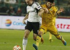 """Eiropas līgas grupu turnīru pārvar arī """"Legia"""""""