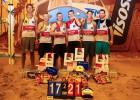 Pļaviņš un Puķītis uzvar Elkor Sport pludmales volejbola līgas trešajā posmā