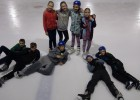 """Vidzemes skolu slidošanas sacensībās """"Ledus gladiatori"""" komandu skaits tuvojas 80"""