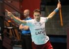 Latvija pēdējā trešdaļā <i>nolauž</i> igauņus un spēlēs par 5. vietu PČ