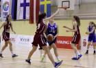 Piecām spēlētājām pa 8 punktiem, Latvija sakauj Igauniju