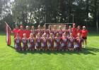 Latvijas lakrosistes ar uzvaru startē Eiropas čempionātā