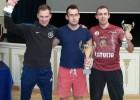 Caics izcīna vieglu uzvaru Latvijas kausa 1. posmā