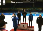 Latvijas šorttrekistiem dubultuzvara Eiropas junioru kausa atlases posmā