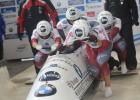 Melbārdis Eiropas kausa posmā Sanktmoricā uzvar arī četriniekos