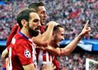 ''Atletico'' iespēja <i>izslēgt</i> arī ''Bayern''