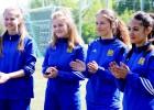 Video: Ventspils tiecas uz sieviešu futbola izaugsmi