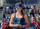 """""""US Open"""" junioru turnīros uzvar ASV un Kanādas talanti"""