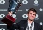 Karlsens uzvar ātrajā šahā un nosargā pasaules čempiona titulu
