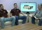 Video: Latvijas jaunie handbolisti par spēlēšanu pie vīriem un handbolu Vācijā