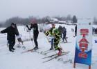 Aizvadītas Baltijas nozīmes ziemas orientēšanās sacensības