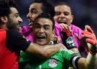 Vārtsargs neiesit pendeli, Ēģipte pēc septiņu gadu pauzes iekļūst ĀNK finālā