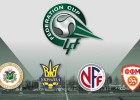 Federācijas kausa izcīņā Rīgā spēlēs arī Ukraina, Norvēģija un Maķedonija