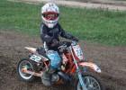 """Jaunais motokrosists Gaļcins: """"Gribu kādudien sacensties ar Jonasu"""""""