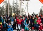 """Noslēdzies """"S! – FISCHER Ziemas skolēnu čempionāts"""" slēpošanā"""