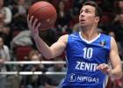''Zenit'' bez Timmas pārspēj ''Kalev''