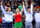 """Baltkrievija bez elites līmeņa spēlētājām sasniedz """"Fed Cup"""" finālu"""