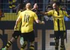Dortmundes ''Borussia'' paceļas uz trešo vietu, jaunpienācēja ''Leipzig'' tuvu sudrabam