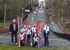 Mūsu lidojošajiem slēpotājiem vairākas godalgas Rotenburgā