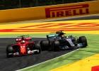 Hamiltons apdzen Fetelu un uzvar Spānijas posmā