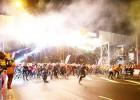 Armands Simsons: Brīvības ielas nakts brauciens – liels katls uz pavarda, kas pilns ar pozitīvismu