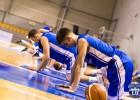 Skolnieki gūst jaunu pieredzi LU basketbola sistēmas nometnē