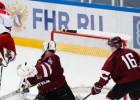 Latvijas U20 izlase priekšpēdējā minūtē izlaiž uzvaru un Sočos ieņem trešo vietu