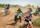 Elkšņu motokrosā tiek sasniegts jauns rekords