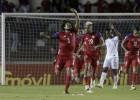 Panama atspēlējas pret Hondurasu, Kostarika iesit pirmajā minūtē un nostiprinās otrajā vietā