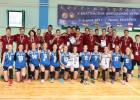 Volejbolistiem labi panākumi Baltijas jūras valstu jaunatnes spēlēs