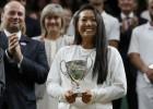 ASV pirmais Vimbldonas meiteņu tituls kopš 1992. gada