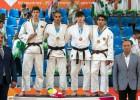 Video: Džudists Glaktionovs saņem Latvijas pirmo medaļu Eiropas jaunatnes olimpiādē