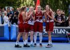 Latvijas 3x3 izlases basketbolistes brauks uz Eiropas U18 kausa finālturnīru Ungārijā