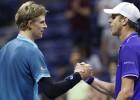"""Gulbi uzvarējušais Andersons pirmoreiz spēlēs """"Grand Slam"""" pusfinālā"""
