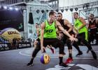 Latvijas 3x3 basketbolisti pārliecinoši sāk turnīru Ķīnā