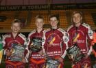 Rīgas jaunie spīdvejisti pabeidz sezonu Toruņā