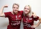 Nosaukts Latvijas izlases sastāvs pasaules čempionātam