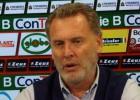 """B sērijas treneris: """"Ar Itālijas futbolu ir cauri, ārzemnieku dēļ esam kļuvuši par <i>mīkstajiem</i>"""""""