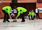 Latvijas junioru puišu kērlinga izlase Prāgā izcīna augsto 4.vietu