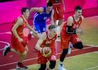 """Butjankovam """"double-double'' komandas zaudējumā Krievijā"""