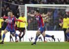 """""""Crystal Palace"""" fantastiski atspēlējas un pamet pēdējo vietu"""
