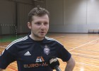 """Video: Hercbergs: """"Mūsu mērķis ir uzvarēt čempionātā"""""""