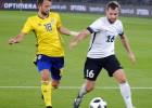 Igaunijas futbolisti pārbaudes spēlē izlaiž uzvaru pār Zviedriju