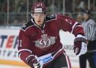 Video: Batņam pirmie vārti KHL, 18 gadus vecais Ģēģeris iemet trešo ripu divās spēlēs