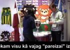 """Skandāls """"Riga Cup"""" jeb, iespējams, sliktākā izlozes iestudēšana vēsturē"""