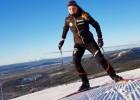 Eidukai 64. vieta Pasaules kausa posma 10km sacensībās brīvajā stilā